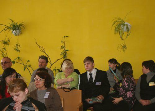 Науково-практична конференція 2010 р. у с. Халеп'я,