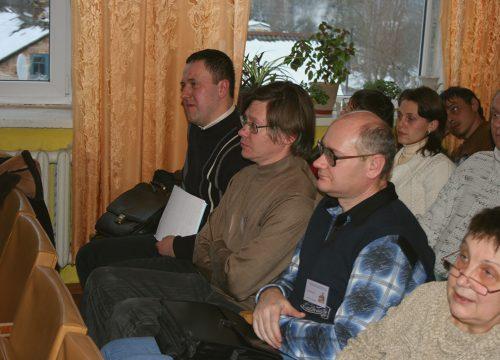 Науково-практична конференція 2010 р. у с. Халеп'я