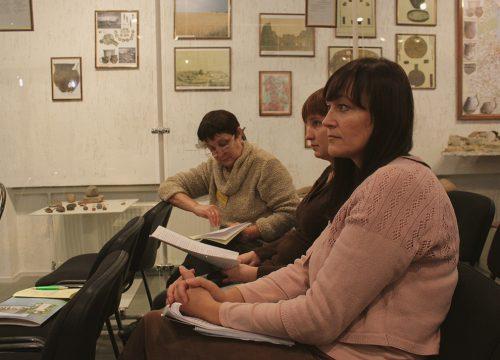 Перша обласна наукова конференція «Археологічні дослідження у Київській області» 2011 рік
