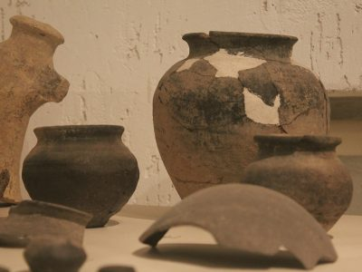 Кераміка черняхівців, створена на гончарному колі (III-IV ст)