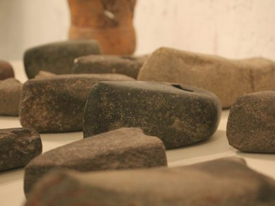 Бойові сокири з каменю