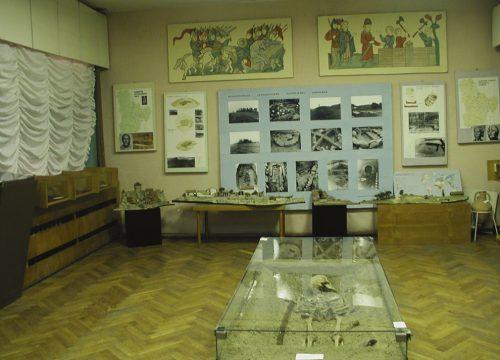 Експозиція першого залу, 1996 р.