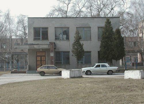 Київський обласний археологічний музей, загальний вигляд у 2001 р.