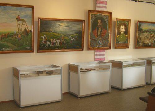 Музей Козаччини с. Германівка, перший зал