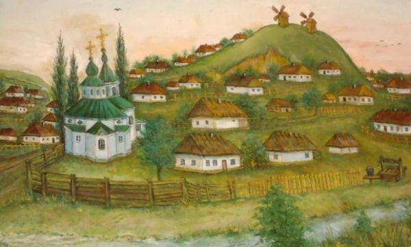 Миколаївська церква під Дівич-горою