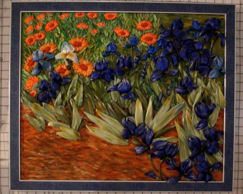 Виставка «Ван Гог у стрічках»