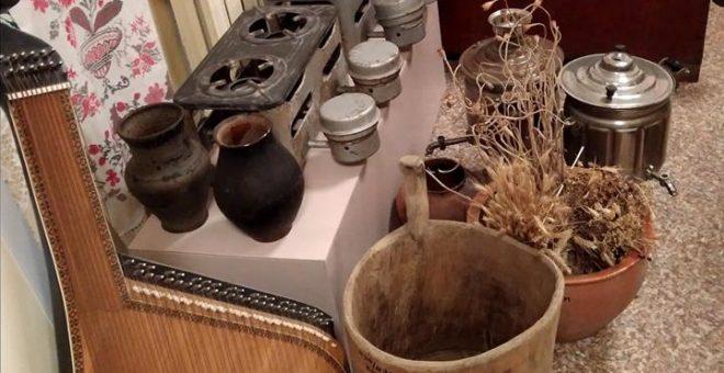 фрагмент експозиції Козинського історико-краєзнавчого музею