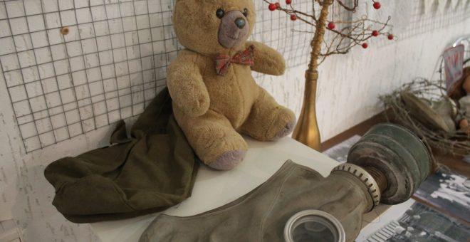 Виставка «Чорнобильська катастрофа — біль усього людства»