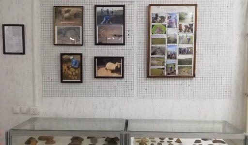 Матеріали археологічних досліджень ур. Коломийців Яр 2006 та 2011 років